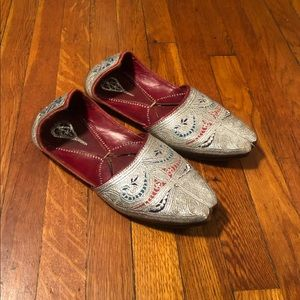 Other - Men's Indian Shoes size US 11 1/2 paid $95